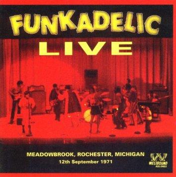 Funkadelic - LIVE