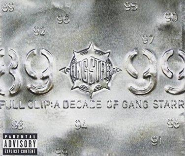 Gang Starr - Full Clip: A Decade of Gang Starr